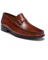 Magnanni - Camargo Leather Loafer - Lyst