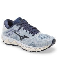 Mizuno Wave Horizon 4 Running Shoe - Blue