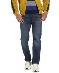 "Levi's 513 Slim Straight Jeans - 30-34"" Inseam - Blue"