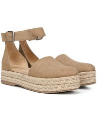 8d0405c6a69 Naturalizer - Waverly Espadrille Flat - Wide Width Available - Lyst