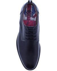 English Laundry Leonard Casual Dress Shoe - Blue