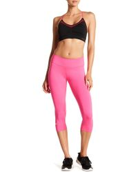Asics - 3/4 Length Capri Leggings - Lyst