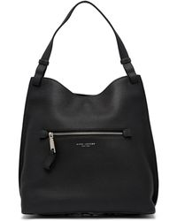 Marc Jacobs | Large Waverly Leather Hobo Bag | Lyst