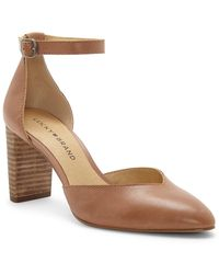 Lucky Brand Mariannah Stack Heel Pump - Multicolour