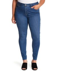 REBEL WILSON X ANGELS - Pin-up Skinny Jeans (plus Size) - Lyst