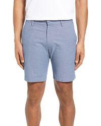 Zachary Prell Roanoke Shorts - Blue