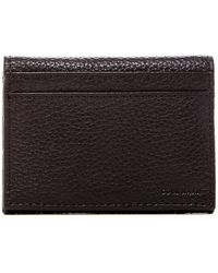 Cole Haan - Passcase Leather Wallet - Lyst