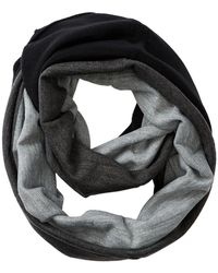 Bickley + Mitchell - Colorblock Infinity Scarf - Lyst