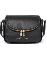 Marc Jacobs - The Groove Leather Mini Messenger Bag - Lyst