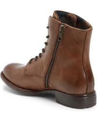 Born Børn Tombeau Lace-up Boot - Brown