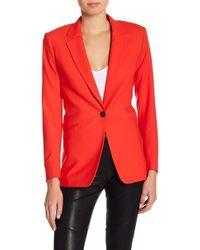 Rag & Bone - Ridley Notch Collar Blazer Jacket - Lyst