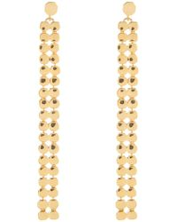 Trina Turk - Chain Mail Drop Earrings - Lyst