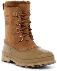 Sorel Caribou Fleece Lined Waterproof Boot kqlrxlPYJN