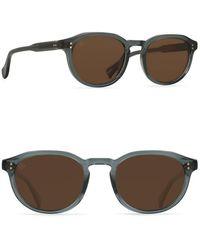 Raen Rollo 51mm Square Sunglasses - Multicolor