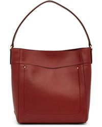 Cole Haan - Esme Leather Bucket Bag - Lyst