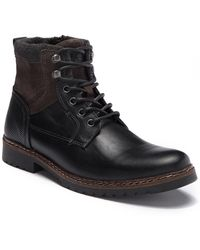 Steve Madden - P- Viable Plain Toe Boot - Lyst