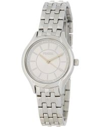 Fossil - Women's Daydreamer Crystal Accented Bracelet Watch, 40mm - Lyst