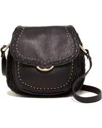 Cynthia Rowley - Phoebe Leather Crossbody Bag - Lyst