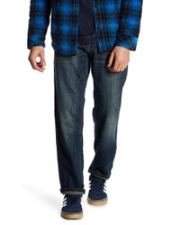 "Lucky Brand - 221 Original Straight Jeans - 30-36"" - Lyst"