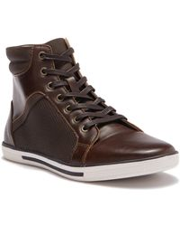 Kenneth Cole Reaction - All Crown High-top Sneaker - Lyst