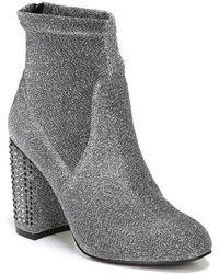Fergie Sparrow Booties - Grey