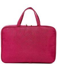 Kestrel - Solid Burgundy Weekend Organizer Bag - Lyst