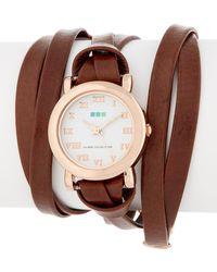 La Mer Collections - Women's Saturn Wrap Watch - Lyst