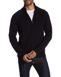 Weatherproof - Zip Cardigan Solid Sweater - Lyst
