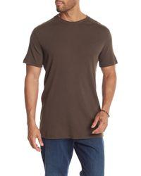 AllSaints - Bryan Short Sleeve Crew T-shirt - Lyst