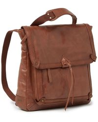 The Sak - Ventura Leather Convertible Backpack - Lyst