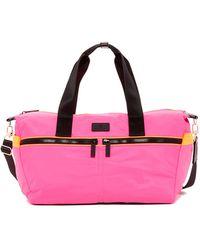 Trina Turk - Juke Box Nylon Active Bag - Lyst