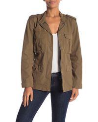 Sanctuary - Kinship Surplus Cotton Blend Jacket (regular & Petite) - Lyst
