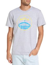 Casual Industrees - Old Seattle Graphic T-shirt - Lyst