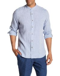 Tocco Toscano - Long Sleeve Solid Shirt - Lyst
