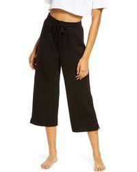 BP. All Weekend Crop Pants - Black