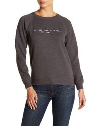 Billabong - At Your Side Knit Pullover - Lyst