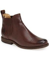 Frye - 'phillip' Chelsea Boot - Lyst