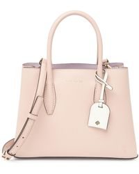 Kate Spade Small Leather Satchel - Pink