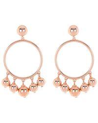 Kate Spade Large Bauble Hoop Earrings - Multicolour