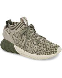 adidas - Tubular Doom Sock Primeknit Sneaker (women) - Lyst