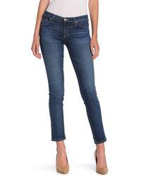 AG Jeans The Stilt Slim Leg Jeans - Blue