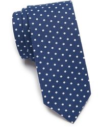 Original Penguin - Wenson Dot Print Tie - Lyst