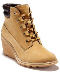 Timberland Earthkeepers Amston Wedge Boot - Multicolor