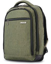 Samsonite Modern Utility Small Backpack - Green