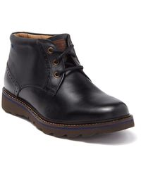 Nunn Bush Buchanan Plain Toe Boot - Black