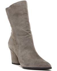 Donald J Pliner - Lora Pointed Toe Boot - Lyst