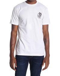Dark Seas X Daggerz Tecate T-shirt - White