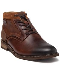 ALDO Jeralelle Lace-up Boot - Brown