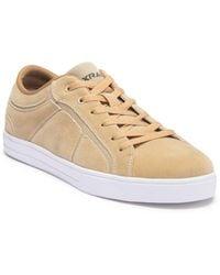 Xray Jeans Hubert Low Top Sneaker - Natural