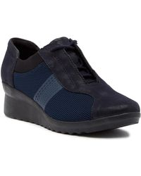 Clarks - Caddell Fly Sneaker - Multiple Widths Available - Lyst